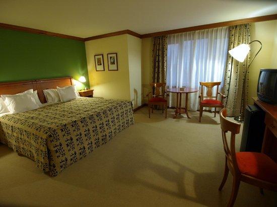 Hotel Kosten Aike: autre vue de ma chambre