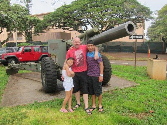 U.S. Army Schofield Barracks: Tropic Lighting Museum