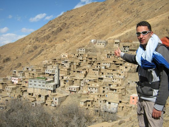 High Atlas Tours - Day Tour: Berber city with our guide Omar