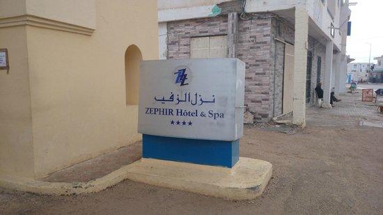 Zephir Hotel & Spa : hmm, kann jeder Denken was man will...