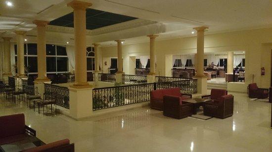 Zephir Hotel & Spa: schöne Hotelaufmachung