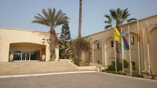 Zephir Hotel & Spa: Eingang