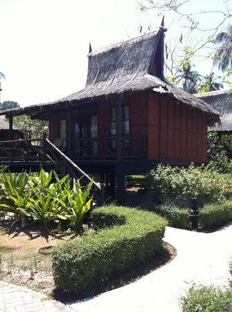 Phi Phi Island Village Beach Resort : bungalow