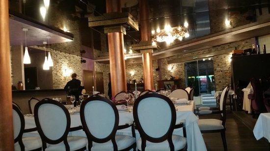 Restaurant Henri: Moderno