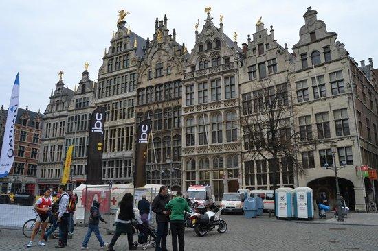 Grote Markt van Antwerpen: Grote Markt