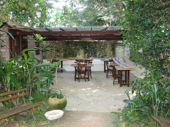 Telhado Verde by HTL: Café - área externa