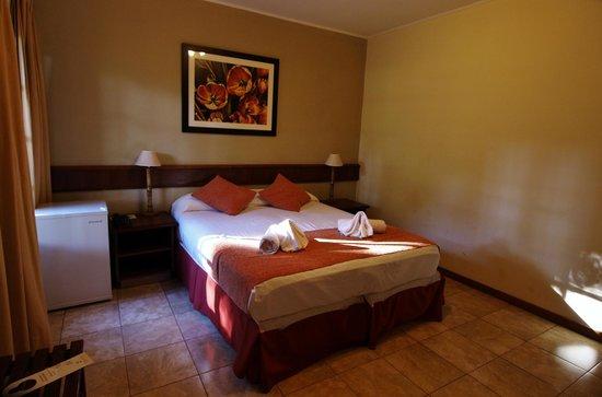 Complejo Turistico Americano: A l'intérieur de mon bungalow