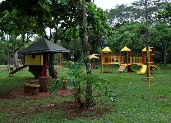 Complejo Turistico Americano: L'espace jeu pour les enfants