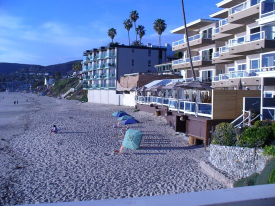 Pacific Edge Hotel on Laguna Beach: From the Deck of My Suite