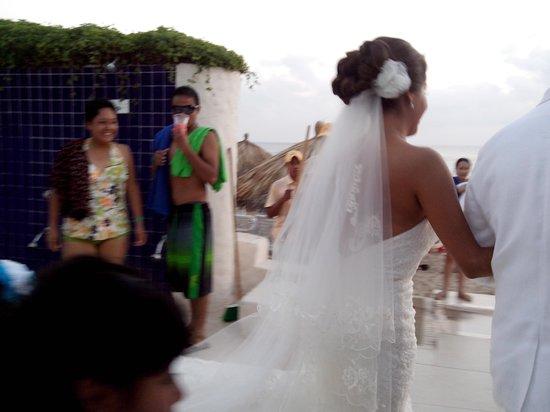 """Park Royal Ixtapa : En serio nadie en el hotel se ocupo de eso? La """"coordinadora"""" del evento tambien llego despues d"""