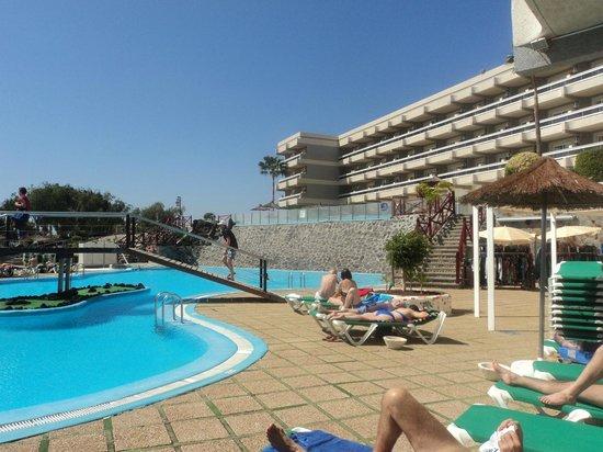 Apartamentos Gema Aguamarina Golf: pool