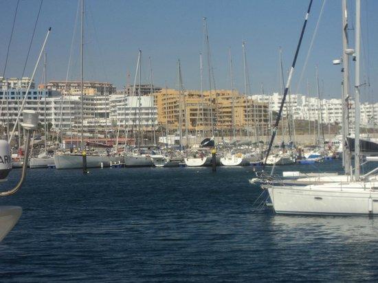 Apartamentos Gema Aguamarina Golf: Marina