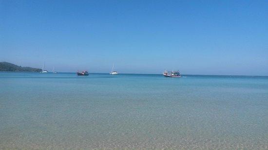 Nai Yang Beach: Утро. Март 2014