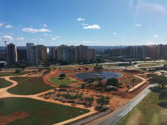 Melia Brasil 21: Vista do quarto - durante o dia - 14o. andar