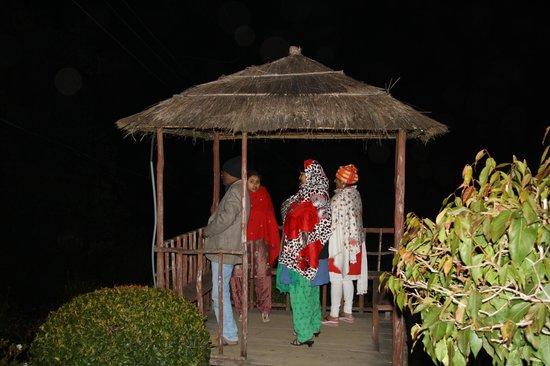 Suntec Eco Resort: Enjoying the night view