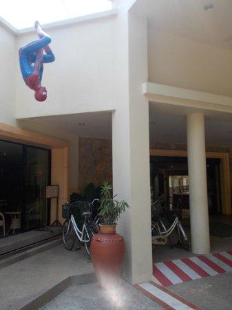 Pung-Waan Resort & Spa Kwai Yai : le coté kitch