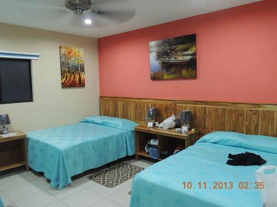 Hotel Los Chilamates: Los Chilamates, Granada, Nicaragua