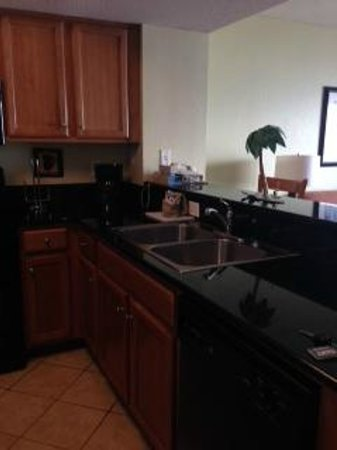 Bay View on the Boardwalk: Awesome Fully Stocked Kitchen