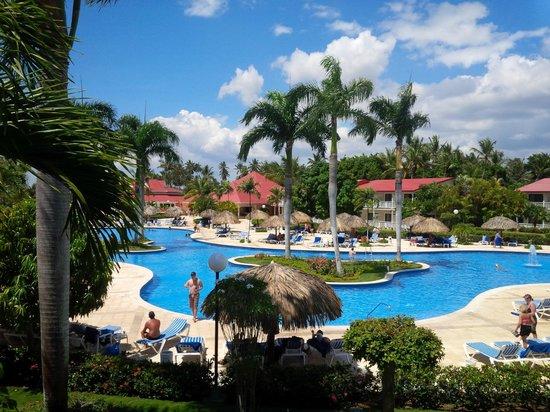 Grand Bahia Principe La Romana : View from room 2511