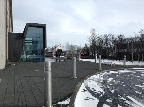 Museo Nacional de Islandia: easy to reach on the number 1 bus line