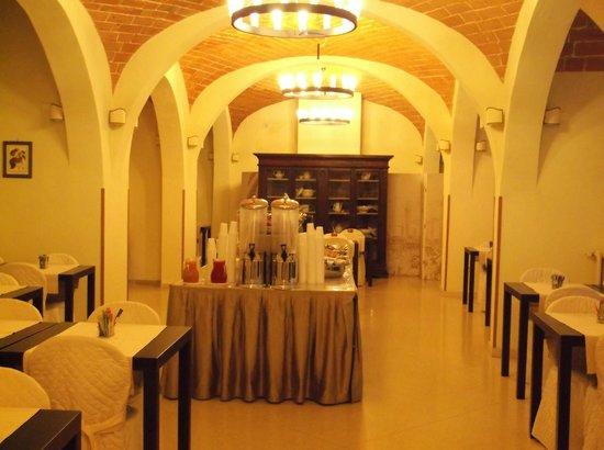 Hotel Alma Domus : Breakfast Room