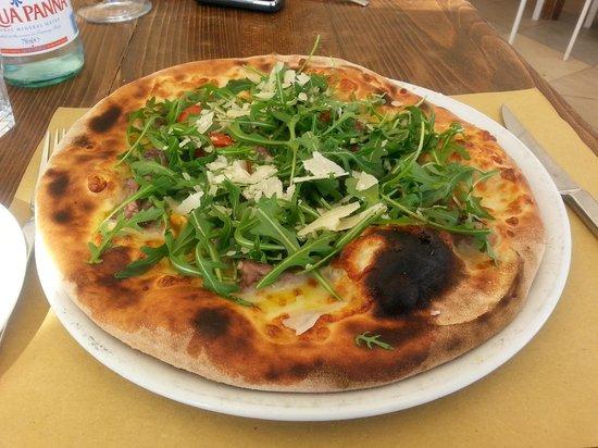 la cucina del sole trattoria pizza san carlo