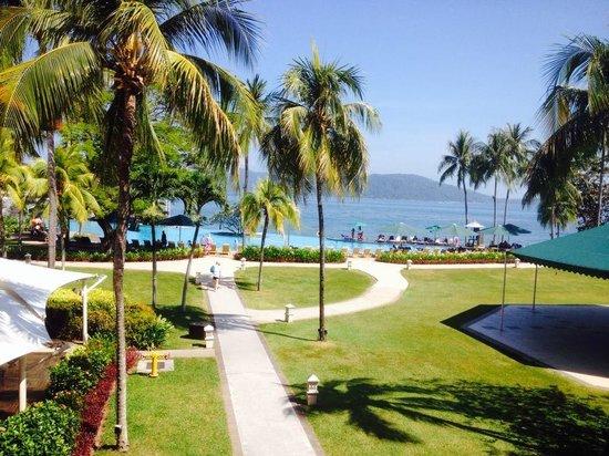 Shangri-La's Tanjung Aru Resort & Spa: Amazing place