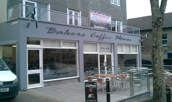 Baker's Coffee Shop
