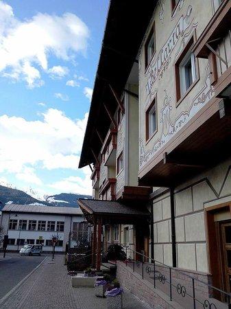 Hotel Bellaria: .