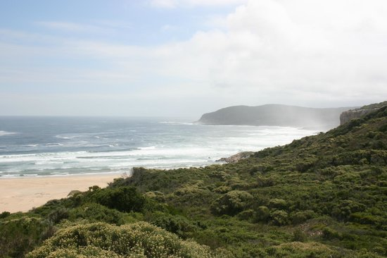Panoramic Blue B&B : The Robberg Nature Reserve at Plettenberg Bay