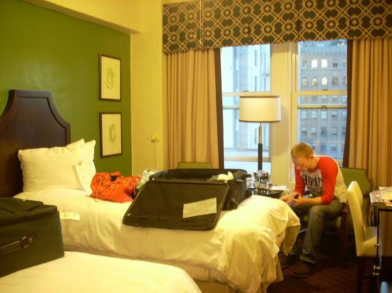 Chancellor Hotel on Union Square: room