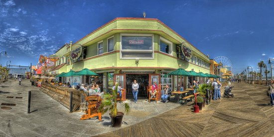 Photo of American Restaurant Ocean Front Bar & Grill at 100 9th Ave N, Myrtle Beach, SC 29577, United States