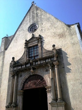 Cathedral of Bom Jesu: The Facade of the Bom Jesus Church