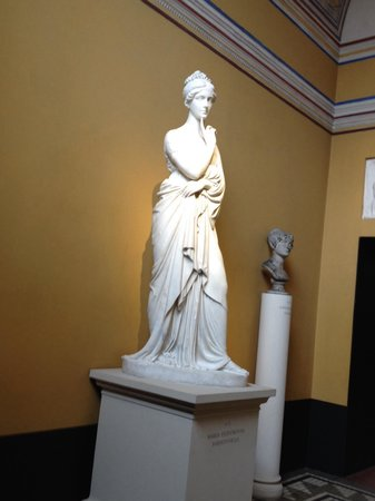 Thorvaldsens Museum: Maria