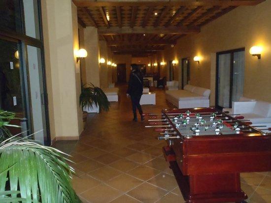 Hotel Duque de Najera: Gamesroom