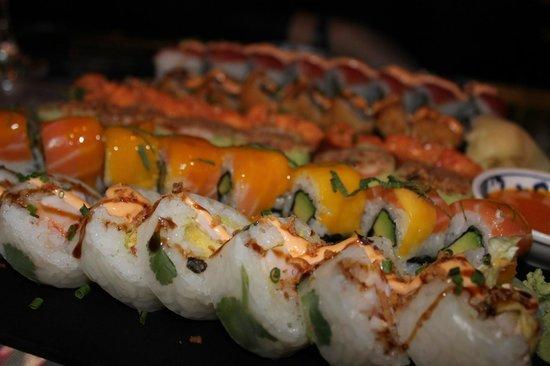 Sushi Selection - Bild von Miss Ko, Paris - Tripadvisor