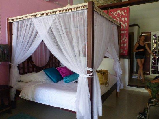 Casa de Leda - a Kali Hotel: bed