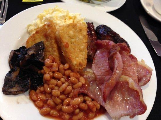 West Ham United Hotel: Breakfast