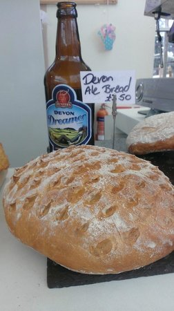 Glasshouse Cafe: The Ale Bread