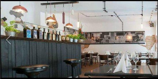 Vicolo Cucina italiana: the pizza corner