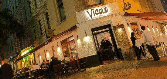 Vicolo Cucina italiana: our corner
