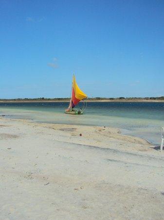 Casa na Praia: Praia do Paraíso