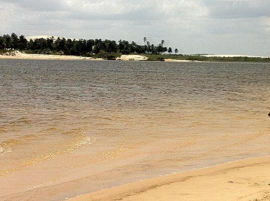 Casa na Praia: Atrás das Dunas