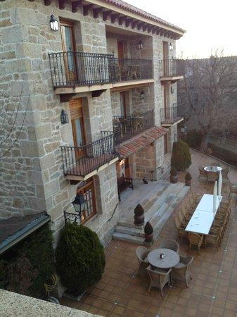Hotel Nava Real: vistas del hotel