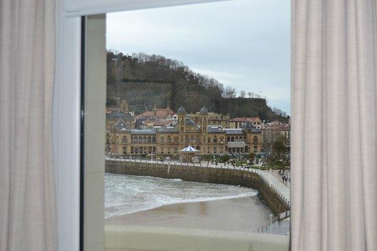 Hotel de Londres y de Inglaterra: Vistas desde planta 4
