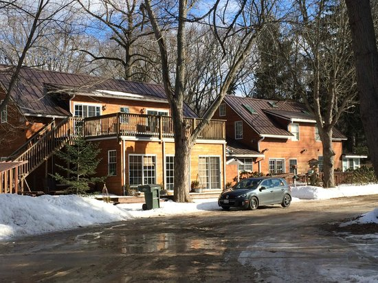 Goldberry Woods Bed & Breakfast Cottages: Goldberry Woods Bed & Breakfast