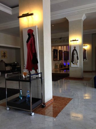 Sofitel Marrakech Palais Imperial : Lobby