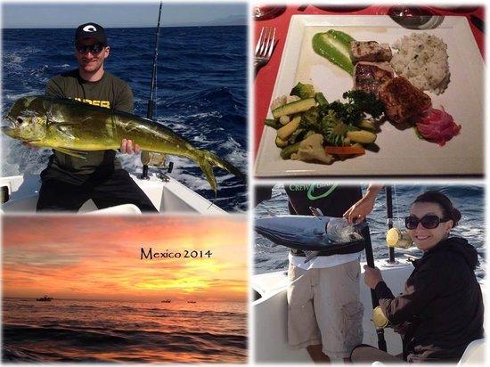 Playa Grande Resort: Fishing!