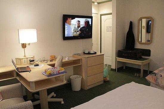 Hotel Europa : Room.