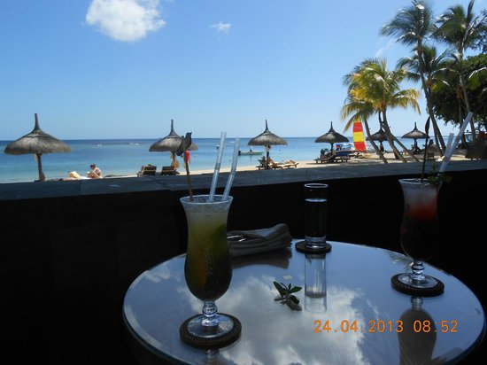 The Oberoi, Mauritius : considering the beach